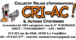 CRI-AC ! Collectif Relais d'informations & Actions Citoyennes